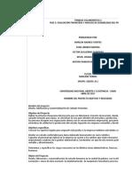 Evaluación Financiera y Análisis de Sensibilidad (Fase Tres)