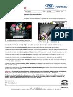 059-08 - Peugeot 207 - Dicas de Instalação Alarme Keyless