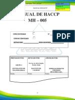 Mh 005 Manual de Haccp
