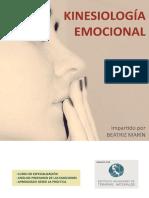 Kinesiología Emocional 18-19