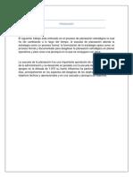 Tarea 1 PLaneacion Estrategica 14118009