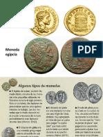 Dinero Historia