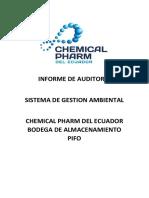 Informe de Auditoria Chemical Pharm Del Ecuador FINAL