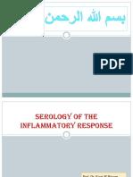 serology of 6the Inflammatory Response