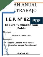Plan Anual De Trabajo . Primaria.docx