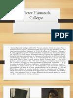 Victor Humareda Gallegos