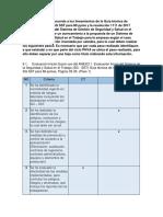 Evaluación Inicial Del Sistema de La Seguridad y Salud en El Trabajo