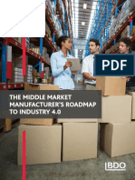 Mid Market Roadmap to Industry 4.0