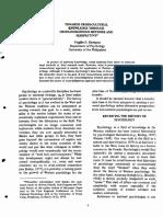 1 Allwood _ Berry (2006) Origins and Development of Indigenous Psychologies