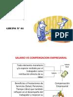 Sistema de Compensaciones