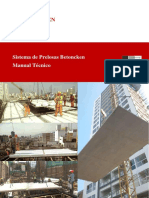 Manual Beton Decken - Prelosas