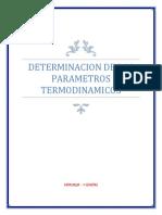 FIscio quimica determinacion de parametros termodinamicos.docx