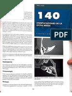 Complicaciones otitis media