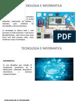 Presentación Clase Tecnología e Informática