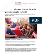 Os Dez Melhores Planos de Aula Para Educacao Infantilpdf