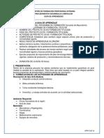Guia_de_Aprendizaje - Mayordomia Ordeño