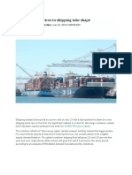 5. Value-Added Services in Shipping Take Shape