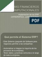 Implementacion ERP