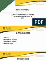 Presentacion Mg Hidro