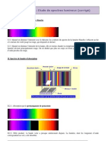 C03 TP 1 Spectres Etude Corr