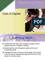 PPCh12 Gitman Cost Capital