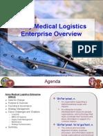 _Army MEDLOG Enterprise Strat Brief Version2 FINAL Aug10