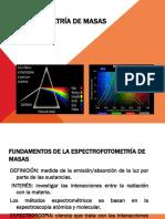 Espectrometría de Masas Casi Completo