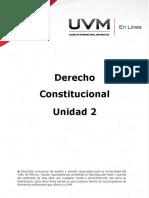 U1 L-2 Pag 3,22Derecho Teoría Constitucional