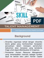 Talent Pool. Ppt