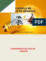 Elaboracion Del Plan de Negocios II