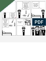 profile project - comic