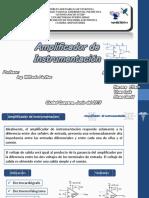 AMPLIFICADORES DE INSTRUMENTACION