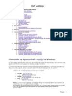 Manual de Php y Mysql