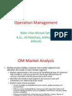 Operation Management 2