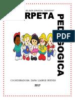 CARPETA PEDAGÓGICA CICLO 1
