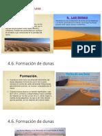 4.6. Formacion de Dunas 2016