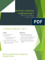 4 - Diffusion Reaction Part 1