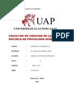 Desarrollo Personal UAP