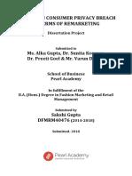 SakshiConsumer Privacy Breach.docx