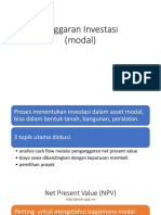 3. Cost Analyisis Uts