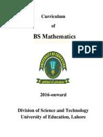 BS Mathematics 2016 UOE PAK.pdf
