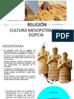 Culturas Antiguas Religion