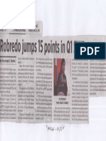 Business World, Apr. 25, 2019, Robredo jumps 15 points in Q1 SWS survey.pdf