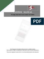 Tsi System 1p 10 to 30kva 230vac