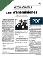 El Diferencial del tractor agrícola