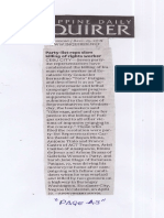 Philippine Daily Inquirer, Apr. 23, 2019, Party-list reps slam killing of rights worker.pdf