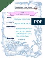 PROCESO DE OBTENCION DEL ZINC.docx