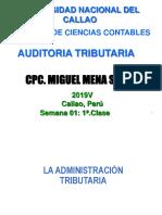 Semana 01 2019v Clase 1 y 2 La_administracion_tributaria