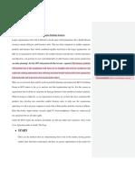 Ansoff Matrix Portfolio Analysis