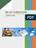 Example of MSCIT